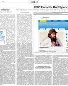 Sueddeutsche Zeitung 31-01-11