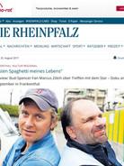 Die Rheinpfalz 25.8.17