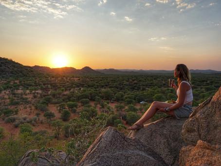 Ravishing Namibia