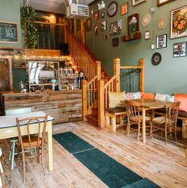 Lost+ Found Cafe, Elora