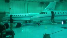 Airplane Hangar Renovation