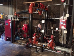 Hyde Park Building Cooperative Fire Pump Replacement