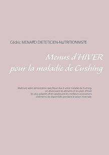 Livre de menus diététiques d'hiver pour la maladie de Cushing