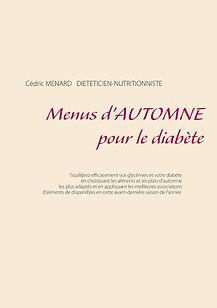 Menus d'automne pour le diabète