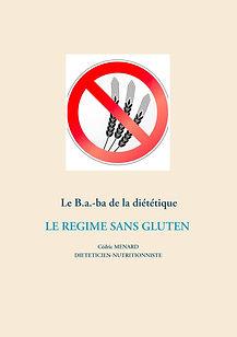 Livre de conseils nutritionnels du régime sans gluten