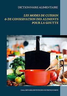 Dictionnaire des modes de cuisson pour la goutte