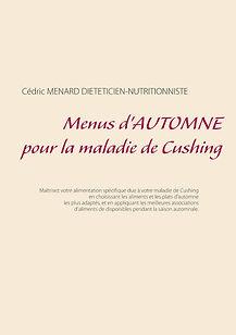Livre diététique d'automne pour la maladie de Cushing