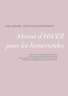 Menus d'hiver pour les hémorroïdes