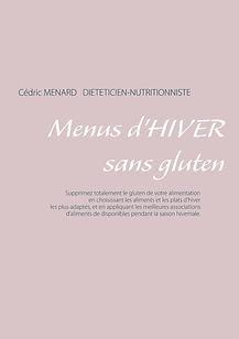 Livre de menus diététiques d'hiver sans gluten