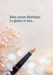 Journal diététique vierge sans gluten