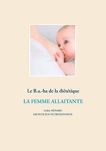 Livre de conseils nutritionnels pour la femme allaitante