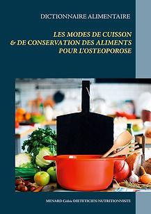 Dictionnaire des modes de cuisson pour l'ostéoporose