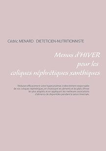 Menus d'hiver pour les coliques néphrétiques xanthiques