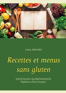 Livre de recettes sans gluten
