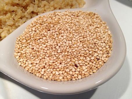 Conseils diététiques : le quinoa