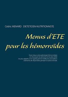 Menus d'été pour les hémorroïdes
