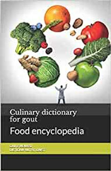 Dietetic book for gout