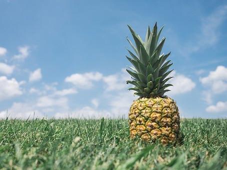 Conseils diététiques : l'ananas