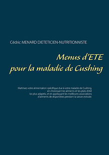 Livre de menus diététiques d'été pour la maladie de Cushing