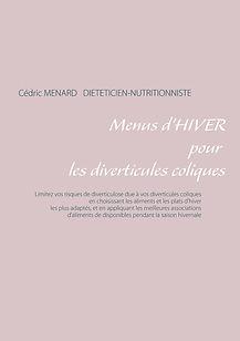 Livre de menus diététiques d'hiver pour les diverticules coliques