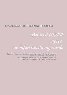 Livre de menus d'hiver pour l'infarctus du myocarde