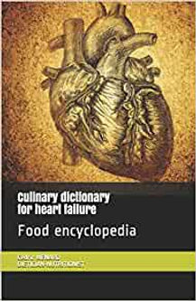 Dietetic book for heart failure