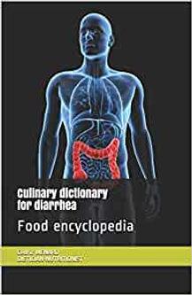 Dietetic book for diarrhea
