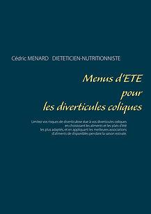 Livre de menus diététiques d'été pour les diverticules coliques