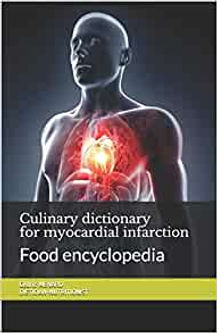 Dietetic book for myocardial infarction