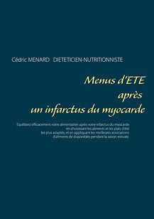 Livre de menus diététiques d'été pour l'infarctus du myocarde