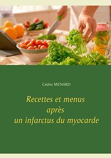 Livre de recettes diététiques pour l'infarctus du myocarde