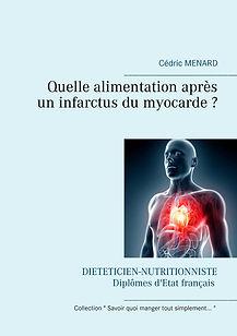 Livre de conseils diététiques pour l'infarctus du myocarde