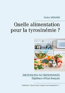 Livre de conseils diététiques pour la tyrosinémie