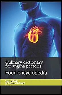 Dietetic book for angina pectoris