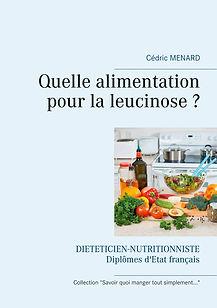 Livre de conseils diététiques pour la leucinose