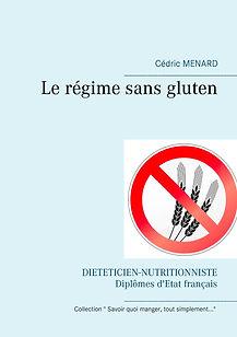 Livre de conseils diététiques sans gluten