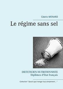 Livre de conseils diététiques pour un régime sans sel