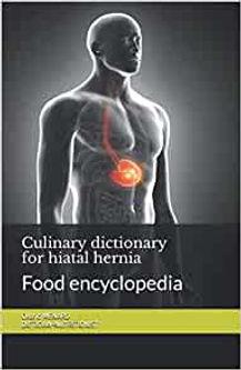 Dietetic book for hiatal hernia