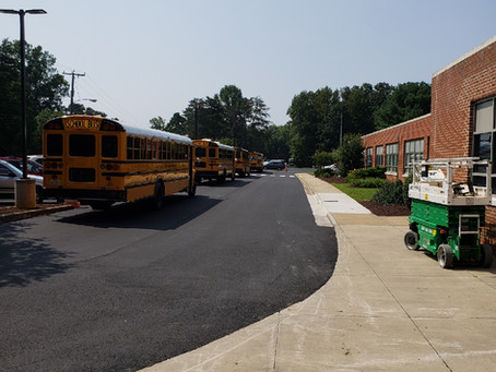 Byrd Elementary Parking Expansion