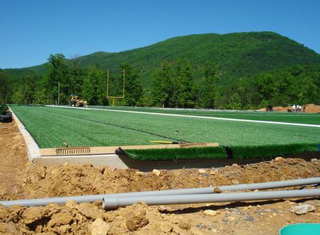 Southern Virginia University Football Field