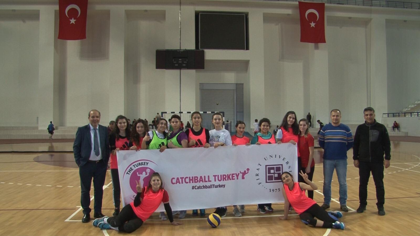 Catchball Turkey