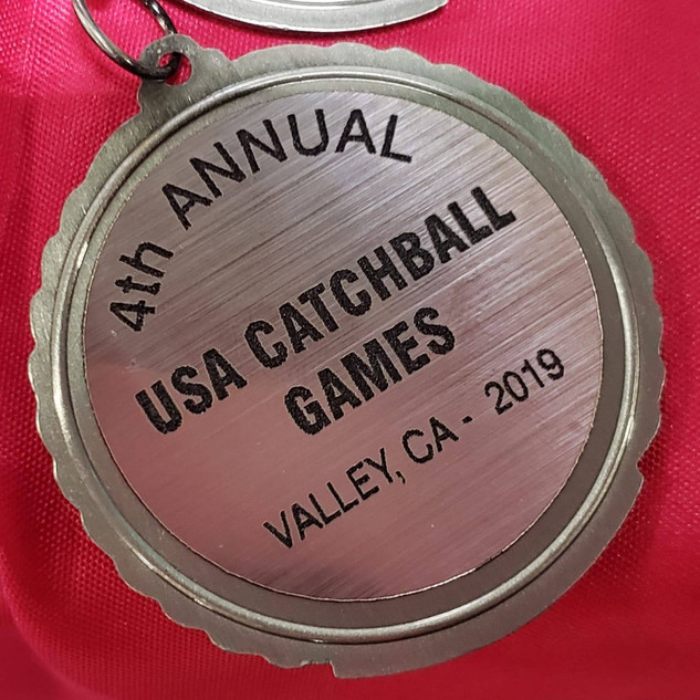 4th Annual USA Catchball Games 2019