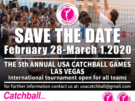 Las Vegas Tournament Feb 28-March 1 2020 - Save The Date