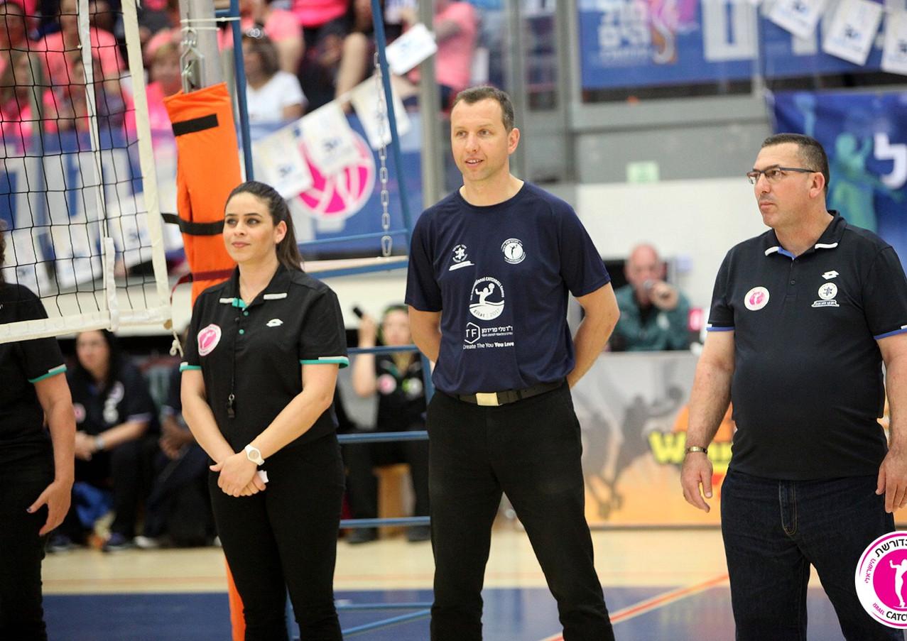International Catchball Games Eilat Israel