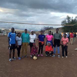 Kenya catchball Federation