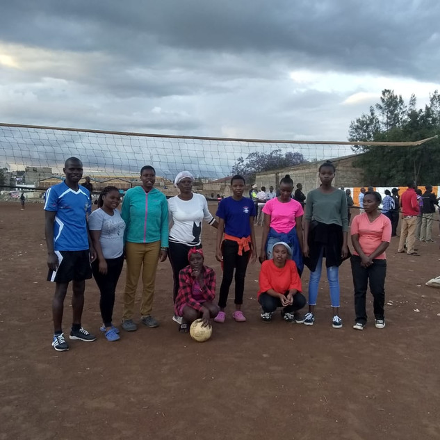 Kenya catchball Federation