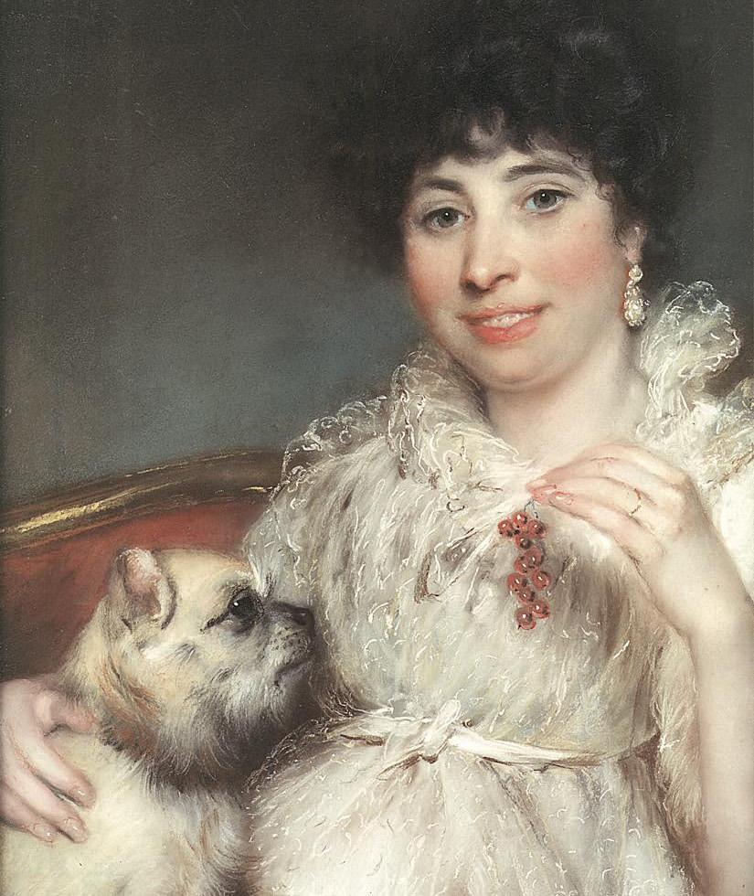 Elizabeth Bligh by John Russell