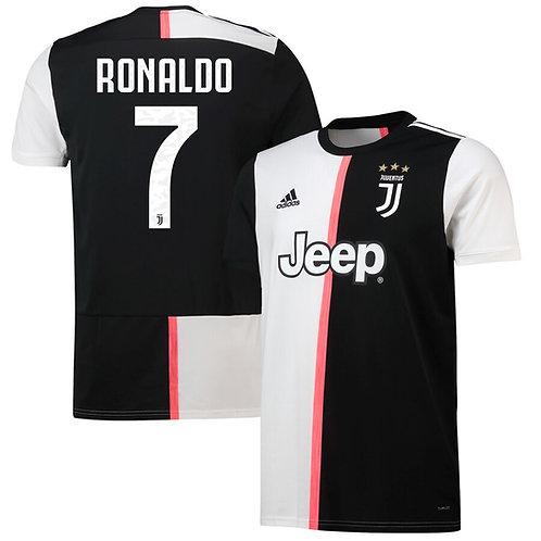 Ronaldo Juventus Home Jersey