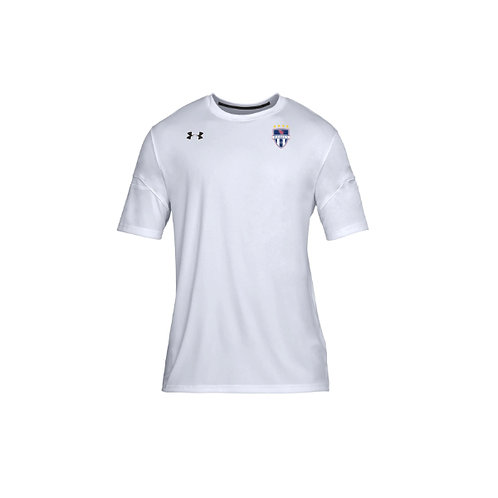 VHHS White Short Sleeve Jersey