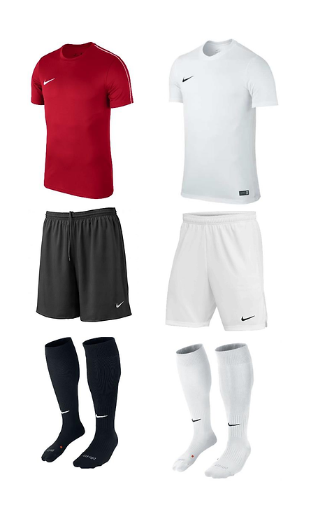 SV Boys Uniform Package